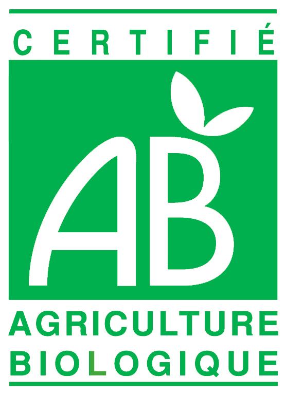 logo agriculture biologique certifiant notre boulangerie