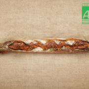 Baguette sur levain BIO d'Arnaud Delmontel