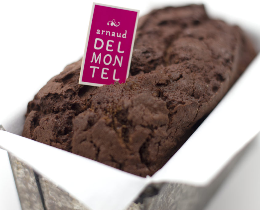Cake Chocolat d'Arnaud Delmontel