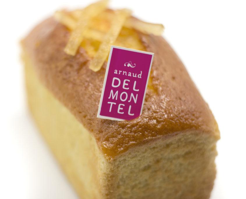 Cake Citron d'Arnaud Delmontel