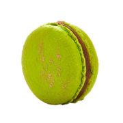 Macaron Caramel Citron vert