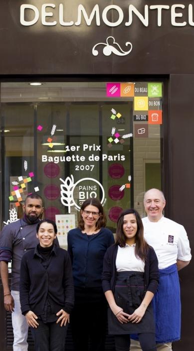 Équipe rue de Douai 2019